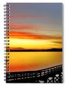 Lowcountry Autumn Spiral Notebook
