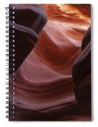 Lower Antelope Canyon 2 7902 Spiral Notebook