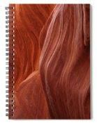 Lower Antelope Canyon 2 7947 Spiral Notebook