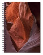 Lower Antelope Canyon 2 7951 Spiral Notebook