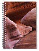Lower Antelope Canyon 2 7978 Spiral Notebook