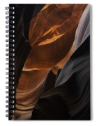 Lower Antelope Canyon 2198 Spiral Notebook