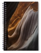 Lower Antelope Canyon 2199 Spiral Notebook