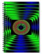 Luminous Energy 5 Spiral Notebook