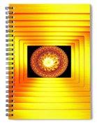 Luminous Energy 7 Spiral Notebook