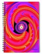 Luminous Energy 8 Spiral Notebook