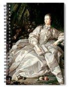 Madame De Pompadour Spiral Notebook