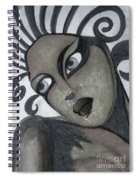 The Look Of Love Spiral Notebook