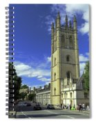 Magdalen Tower Spiral Notebook