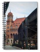 Main Street Station - Richmond Va Spiral Notebook