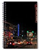 Main Street  Spiral Notebook