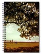 Mandeville Lakefront Spiral Notebook