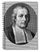 Marcello Malpighi, Italian Inventor Spiral Notebook