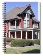 Margaret Mitchell House In Atlanta Georgia Spiral Notebook