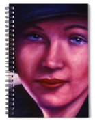 Maria Spiral Notebook