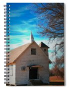 Marsh Berea Church Spiral Notebook