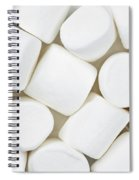 Marshmallows Spiral Notebook