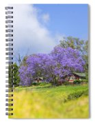 Maui Upcountry Spiral Notebook