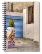 Mazara Del Vallo - Sicily Spiral Notebook