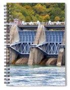 Melton Hill Dam Spiral Notebook