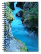 Meltwater Spiral Notebook