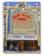 Memories Loews Paradise Bronx Spiral Notebook