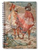 Mercy - David Spareth Saul's Life Spiral Notebook