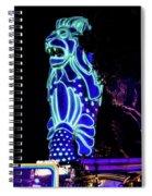 Merlion Spiral Notebook