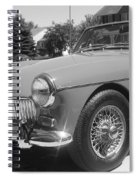 Mg Midget Spiral Notebook