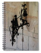 Miami Monastery Bell Spiral Notebook