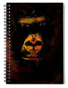 Mighty Gorilla Spiral Notebook