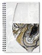 Mineral Water Spiral Notebook