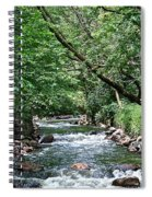 Minnehaha Creek Spiral Notebook