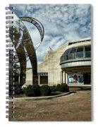 Minnestrista Museum - Muncie Indiana Spiral Notebook