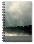 Misty Crossing Spiral Notebook