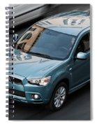Mitsubishi Spiral Notebook