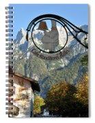 Mittenwald Bakery Spiral Notebook