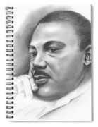 MLK Spiral Notebook