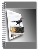 Mockingbird Spiral Notebook