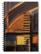 Modern Architecture 1 Spiral Notebook