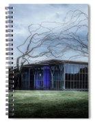 Modern Art Museum Of Fort Worth Spiral Notebook