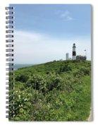 Montauk Summer  Spiral Notebook