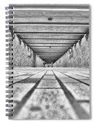 Montreal Subway Spiral Notebook
