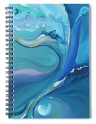 Moon River Spiral Notebook