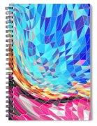 Mosaic #2 Spiral Notebook