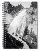Mount Rainier National Park Spiral Notebook
