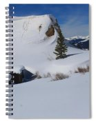 Mountain History Spiral Notebook
