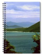 Mountain View Spiral Notebook