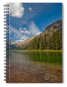 Moutain Lake Spiral Notebook