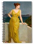 Mrs Kettlewell Spiral Notebook